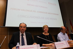 160707 Conclusions Mesas Sectoriales Forum Corredor Mediterraneo 3 (GVA Habitatge) Tags: salvador frum corredor cmera valenci comer mediterrni