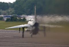Lightning (Bernie Condon) Tags: plane vintage flying fighter aircraft military jet british lightning lpg preserved ee raf warplane bac interceptor supersonic englishelectric bruntingthorpe coldwarjets