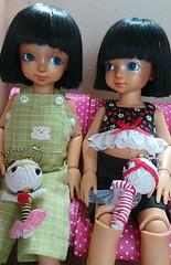 Dru and Pru (pacific_rin) Tags: doll ai petite customhouse