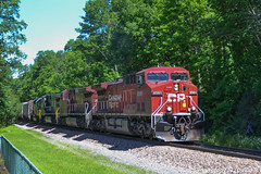 CP 8561 GE AC4400 (11Z) (Trucks, Buses, & Trains by granitefan713) Tags: train freighttrain mixedfreight manifest railroad sunburyline nssunburyline railfan ns norfolksouthern cp canadianpacific foreignpower ge generalelectric ac4400 ac44cw