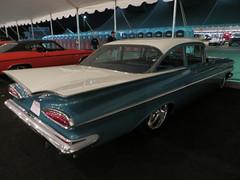 1959 Chevrolet Bel Air 2-door sedan (royckmeyer) Tags: chevrolet belair scottsdale 1959 barrettjackson