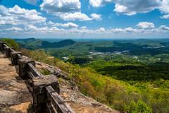 Black Rock Overlook (elevation 3446 ft.) (Bob.Z) Tags: statepark county usa ga georgia us unitedstates clayton rabun dillard blackrockmountain rabuncounty