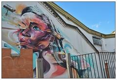 Street Art, London (junepurkiss) Tags: streetart london walthamstow mrcenz