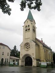 zale_church1 (Wiebke) Tags: ljubljana slovenia europe vacationphotos travel travelphotos ale alecentralcemetery cemetery centralnopokopalieale pokopalie beigrad bezigrad