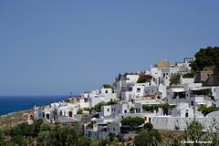 Lindos Rodos (Eleanna Kounoupa) Tags: blue sky mediterranean village greece rodos lindos historicalsite traditionalarchitecture traditionalvillages     dodecaneseislands