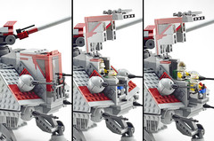 AT-TE29 (clebsmith) Tags: starwars lego walker