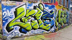 Leis / Werrefarenstraatje - 18 juni 2016 (Ferdinand 'Ferre' Feys) Tags: streetart graffiti belgium belgique belgië urbanart graff ghent gent gand graffitiart arteurbano artdelarue urbanarte
