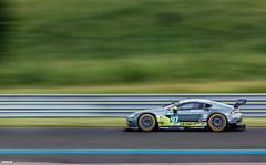 Aston Martin Vantage GT8 (darkoos) Tags: test france milan car race canon photography martin mans le gt supercar v8 aston vantage journe 24h wec 70d gt8 durkovic