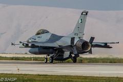 F-16A Fighting Falcon, Pakistan Air Force, Anatolian Eagle 2016, Turkey (harrison-green) Tags: pakistan canon turkey airplane eos force eagle outdoor aircraft aviation air jet sigma f16 falcon vehicle pakistani fighting turkish nato airliner anatolian 2016 f16a f16c 700d 150500mm