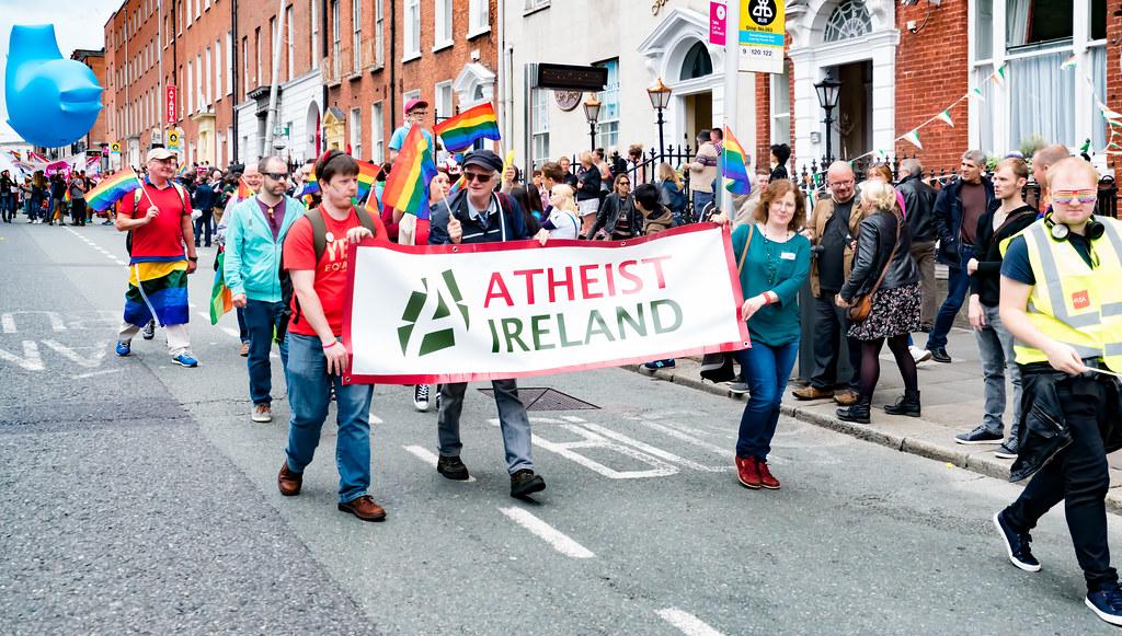 PRIDE PARADE AND FESTIVAL [DUBLIN 2016]-118152