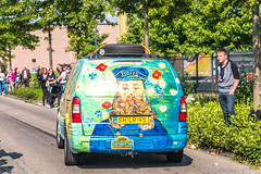 Carbage Run 2016 Summer Edition (vintagedept) Tags: chevrolet postes europe rally barrel vangogh 1883 2016 summeredition gornichem carbagerun