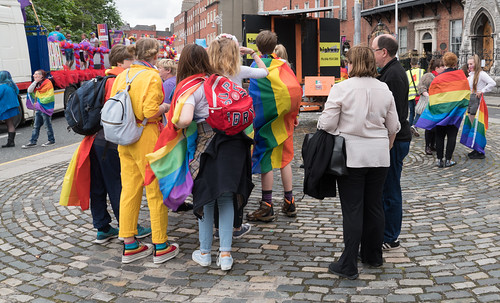 PRIDE PARADE AND FESTIVAL [DUBLIN 2016]-118077
