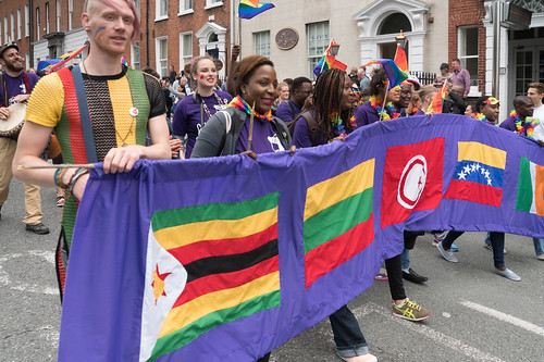 PRIDE PARADE AND FESTIVAL [DUBLIN 2016]-118162