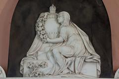 Langley, Norfolk, UK (mira66) Tags: england sculpture church monument urn memorial norfolk stmichael langley