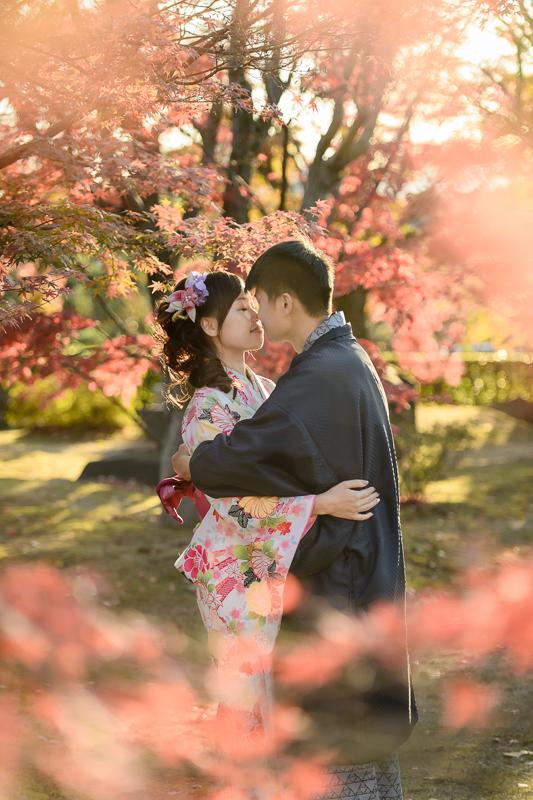 京都婚紗和服,日本婚紗,京都婚紗,京都楓葉婚紗,海外婚紗,和服拍攝,和服體驗,楓葉婚紗,DSC_0089