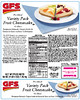 RECALLED – Cheesecakes (The U.S. Food and Drug Administration) Tags: gfs thefatherstable foodsafety allergen