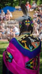 Pow Wow Wendake (jora63) Tags: costume indien couleur powwow tribu wendake huronwendat