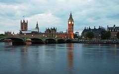 Big Ben (Sarah Marston) Tags: london clock westminster june thames reflections lights sony bigben alpha riverthames 2016 a65