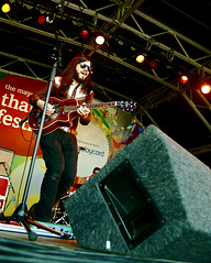THE MAYORS THAMES FESTIVAL BARCLAYCARD STAGE 2011 (9a9.red) Tags: festival thames stage mayors 2011 barclaycard