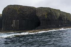 Fingal's Cave (île de Staffa)