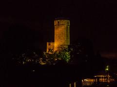 Romantische Nacht (Roeser-Zauberfotowerkstatt) Tags: pyrmont burg