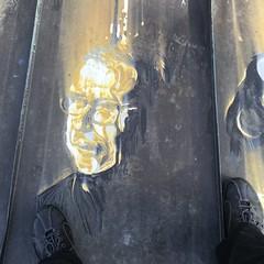 Jean-Paul Sartre, painted portrait IMG_0125 (Abode of Chaos) Tags: abodeofchaos chaos lespritdelasalamandre salamanderspirit demeureduchaos thierryehrmann ddc 999 groupeserveur taz organmuseum servergroup facteurcheval palaisideal sanctuaire sanctuary artprice saintromainaumontdor portrait painting peinture france museum sculpture architecture maisondartiste art artistshouses streetart sculpturemoderne modernsculpture secret alchimie alchemy landart artbrut artsingulier rawart symbol 911 contemporaryart apocalypse postapocalyptique cyberpunk graffiti vanitas ruins prophecy prophtie container dadaisme outsiderart mystery
