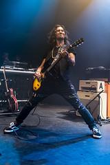Navarone (Erik de Klerck) Tags: rock guitar steve vai bergenopzoom gitaar sena stevevai 2016 navarone gebouwt senaeuropeanguitaraward