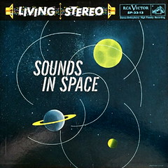Sounds in Space (davidgideon) Tags: records vinyl rca exotica lps