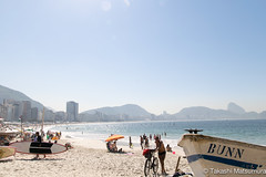 Copacabana Beach (takashi_matsumura) Tags: copacabana beach rio de janeiro rj brazil brasil sigma 1750mm f28 dc ex hsm nikon d5300