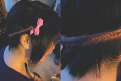 122 (Doe Eyed) Tags: braid fishtail