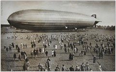 Graf Zeppelin 1935 (lazzo51) Tags: aviation science blimps zeppelins luftschiff dirigibles grafzeppelin lz127