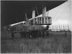 R33 Control Car (lazzo51) Tags: aviation science r33 blimps airships zeppelins luftschiff dirigibles