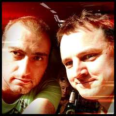 Benno and Babak