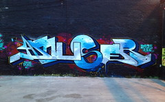 AMUSER (Eclectic Dyslexic) Tags: chicago de graffiti 126 amuse amuser