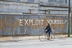 Exploit Yourself.... Everyday