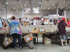 Wake County Book Sale (moonlightbulb) Tags: