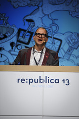 re:publica 2013 Tag 3  Cory Doctorow (re:publica 2016) Tags: republica berlin tag3 germany deutschland conference konferenz 2013 rp13 antonysojka in|side|out