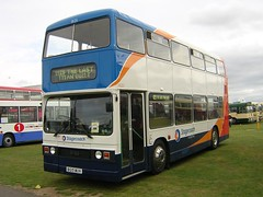 East Kent B125 WUV (quicksilver coaches) Tags: duxford titan stagecoach leyland eastkent showbus b125wuv