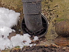 Snow problem (Installer Magazine) Tags: snow flue boiler eyespy