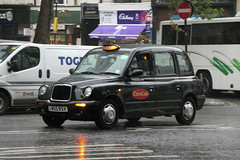 LTI Txii Taxi (Ian Press Photography) Tags: london cab taxi taxis international cabbie cabs cabby lti txii