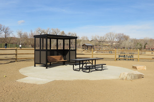 Photo - Valmont Dog Park Shelters (Complete)