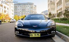 Chevrolet Corvette C6 Z06 (A.L Photography - Aaron Lam) Tags: black cars chevrolet car photography nikon automobile muscle sydney australia automotive american nsw corvette c6 zr1 d7000 nikond7000 chevroletcorvettec6zr1