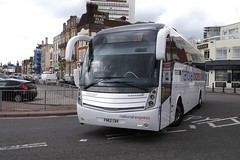 X4809 - FN62 CBV (Matt J Forbes) Tags: nationalexpress ltg lucketts caetanolevante volvob9r x4809 fn62cbv
