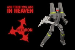 EVA-Reboot Poster (pasukaru76) Tags: anime poster eva lego mech moc canon100mm evengelion