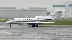 XA-FGL - Private - Cessna 750 Citation X (bcavpics) Tags: canada vancouver plane private airplane britishcolumbia aircraft aviation yvr cessna citation 750 bizjet xafgl