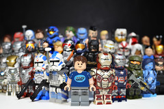 MGF Customs/Reviews Cover Photo (MGF Customs/Reviews) Tags: old 3 man dark star iron flickr republic lego chief halo master figure knight wars reach patriot cry custom clone changes far rises legion spartan rebels mgf the cortana customsreviews