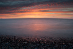 Superior Sunset (schandle) Tags: sunset michigan lakesuperior calumet waterworkspark