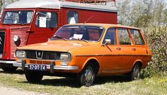 Renault 12 Break (timvanessen) Tags: original haarlem dutch station mobile wagon break expo 5 4 mei stationwagon familiale wagen haarlemmermeer citromobile 2013 citro 37dt74 sidecode3