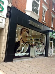 Toni and guy Chiswick High Road London England 50 years 17th June 2013 17-06-2013 11-47-54 (dennoir) Tags: