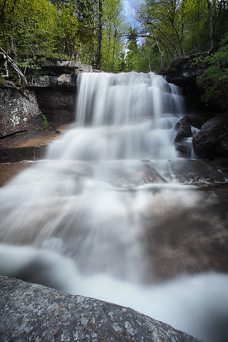 Champney falls, NH